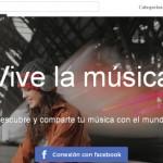 Goear, la web de 'streaming' ilegal que ha bloqueado la Audiencia Nacional